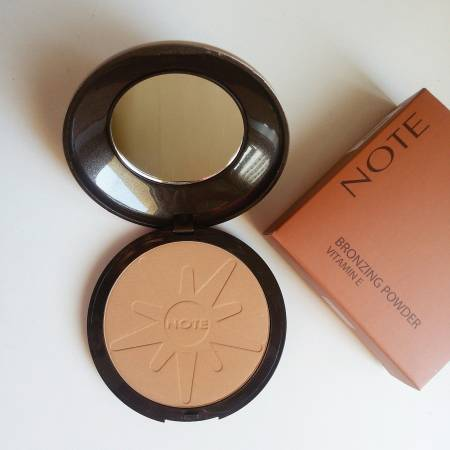 Image result for NOTE Cosmetics Bronzing Powder